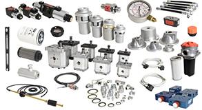 Composants hydrauliques - Luro'flex 25 - 68